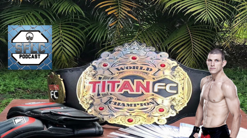 SFLC: Road to the Gold Ep. 1 – Kurt Holobaugh talks Titan FC 44 title shot