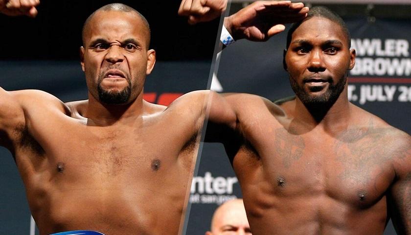 UFC 210 Results - Cormiers vs Johnson 2