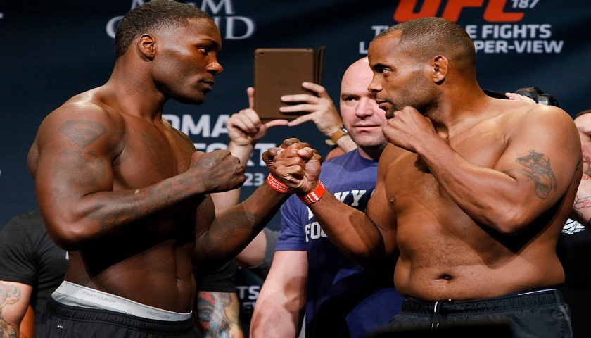UFC 210 early weigh-in results - Ceremonial Weigh-in Video - 4 p.m. EST