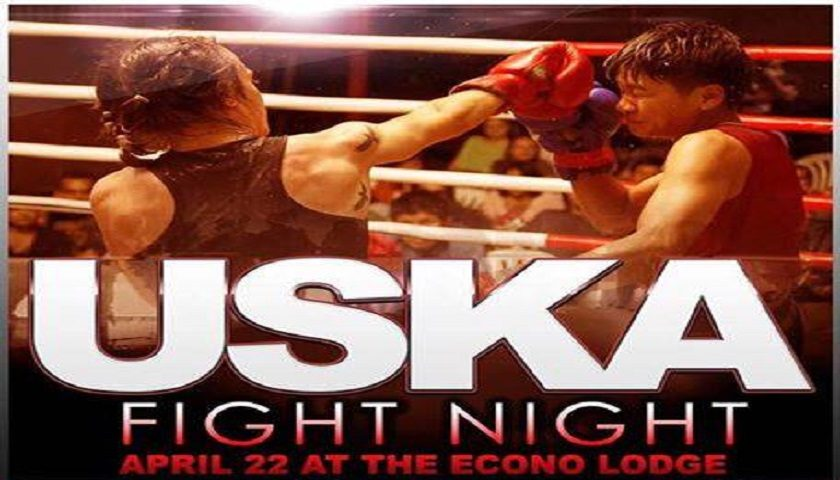 USKA Fight Night Results – April 22, 2017 from Econo Lodge in Allentown, PA