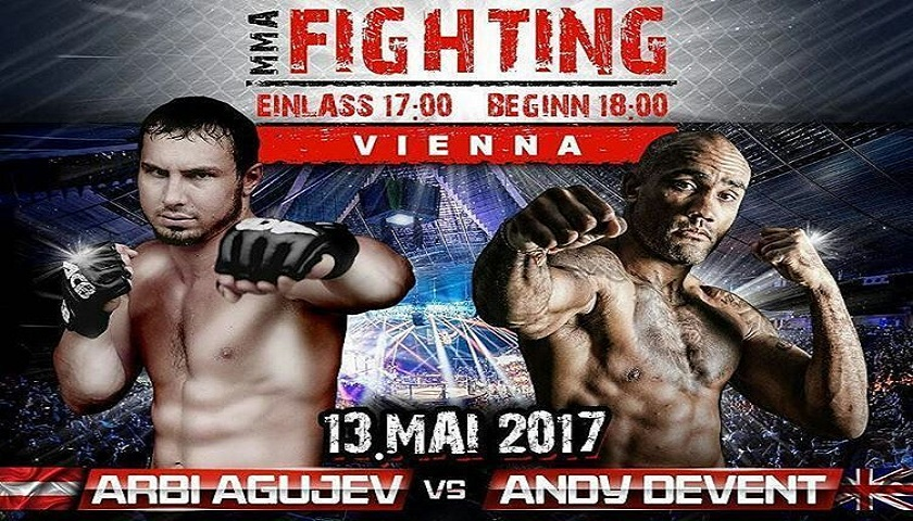 WATCH: ACB 60 - Agujev vs. Devent FREE Live Stream and Results