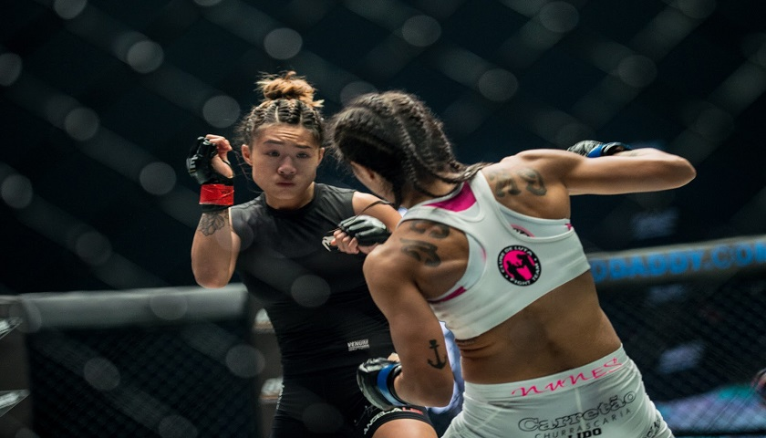 Angela Lee, Ben Askren retain titles at ONE: Dynasty of Champions