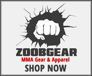 ZoobGear, buy MMA gear