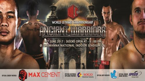 World's largest bareknuckle fighting organization sets event for 10,000 seat indoor stadium
