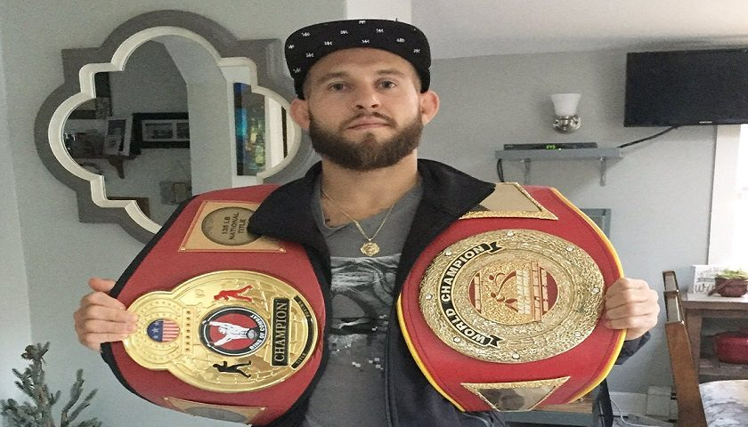 Former Ring of Combat champ Brian Kelleher to make UFC debut June 3