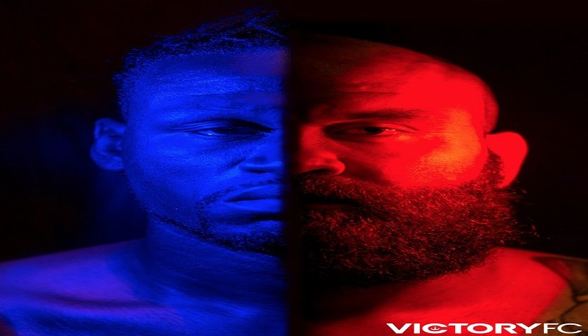 Weigh-in results set stage for two title bouts at Victory Fighting Championship 57