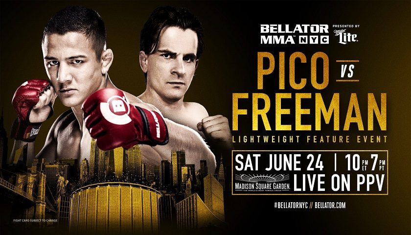 SFLC 235: Bellator NYC's Zach Freeman talks MSG fight against Aaron Pico