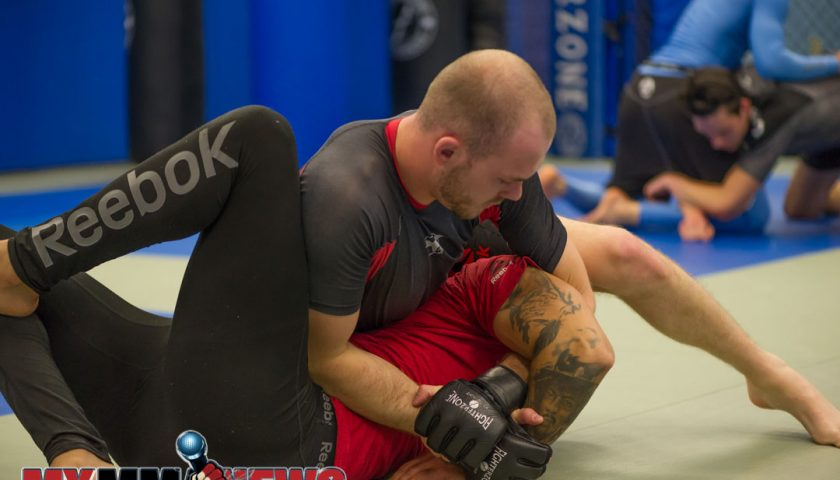 Mickey Gall:  Training Partner, Maverick MMA Fighter, LJ Reboli Will Be Future UFC Champion