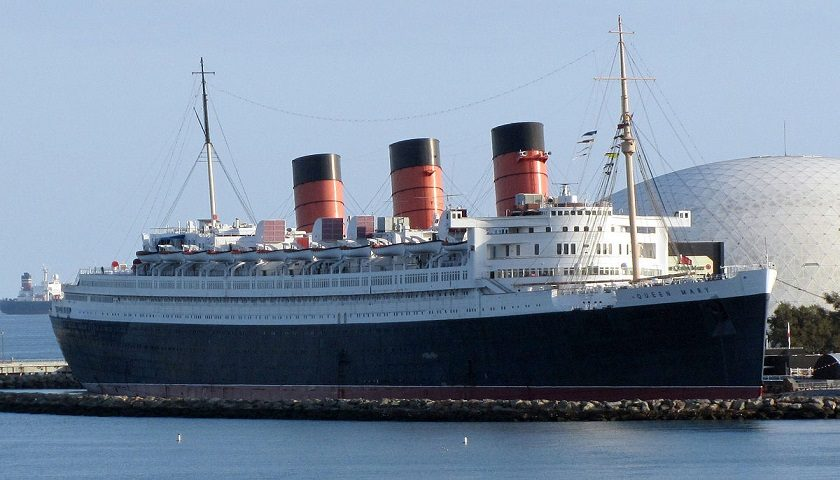 Queen Mary to Host Inaugural Summer MMA Series 'Rumble on the Water'