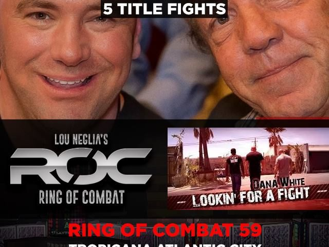 Ring of Combat 59 Preview -Arce vs. Dooling, Barrett vs. Graves among 5 title fights