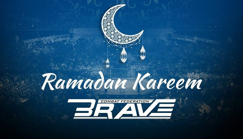 As Ramadan begins, Brave CF looks to inspire and be inspired by its muslim fighters