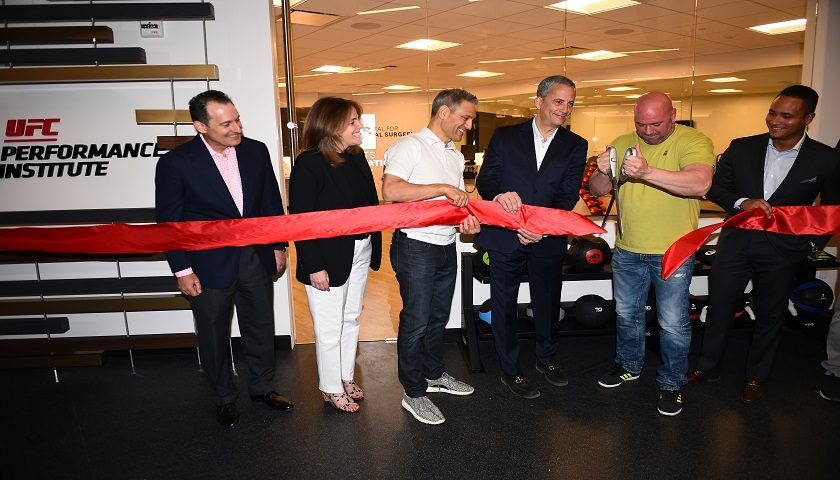 """UFC selects Hospital for Special Surgery as organization's """"official hospital"""""""