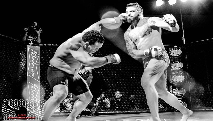 Adam Atiyeh discusses life outside the cage and capturing the Art Of War belt