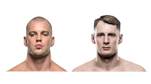 Stefan Struve vs. Alexander Volkov to headline UFC's return to Netherlands