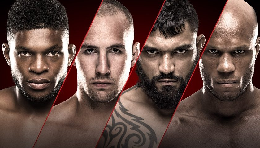 Bellator 179 results:  Daley vs. MacDonald from London, England