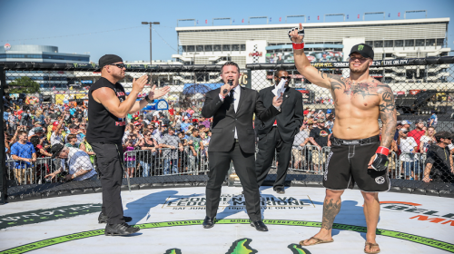 Photos & Results – Bellator MMA Monster Energy Fight Series – Saturday in Charlotte