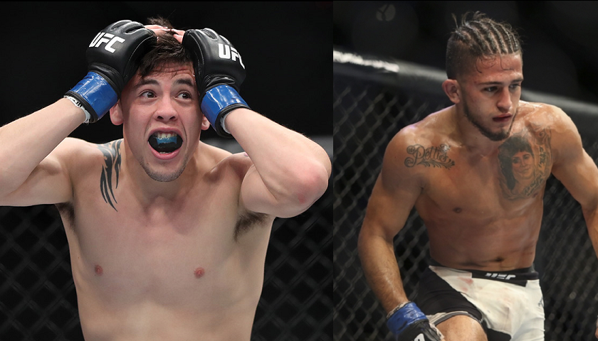 Brandon Moreno vs. Sergio Pettis set to headline UFC Mexico City, August 5