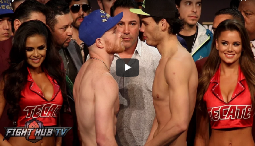 WATCH: Canelo vs Chavez Jr – Boxing Undercard 7PM ET/4PM PT