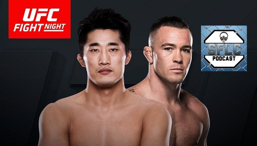 SFLC Podcast – Episode 233: Colby Covington talks upcoming fight with Dong Hyun Kim