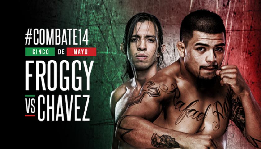 Cinco de Mayo MMA - Combate 14 Results: Estrada vs. Chavez