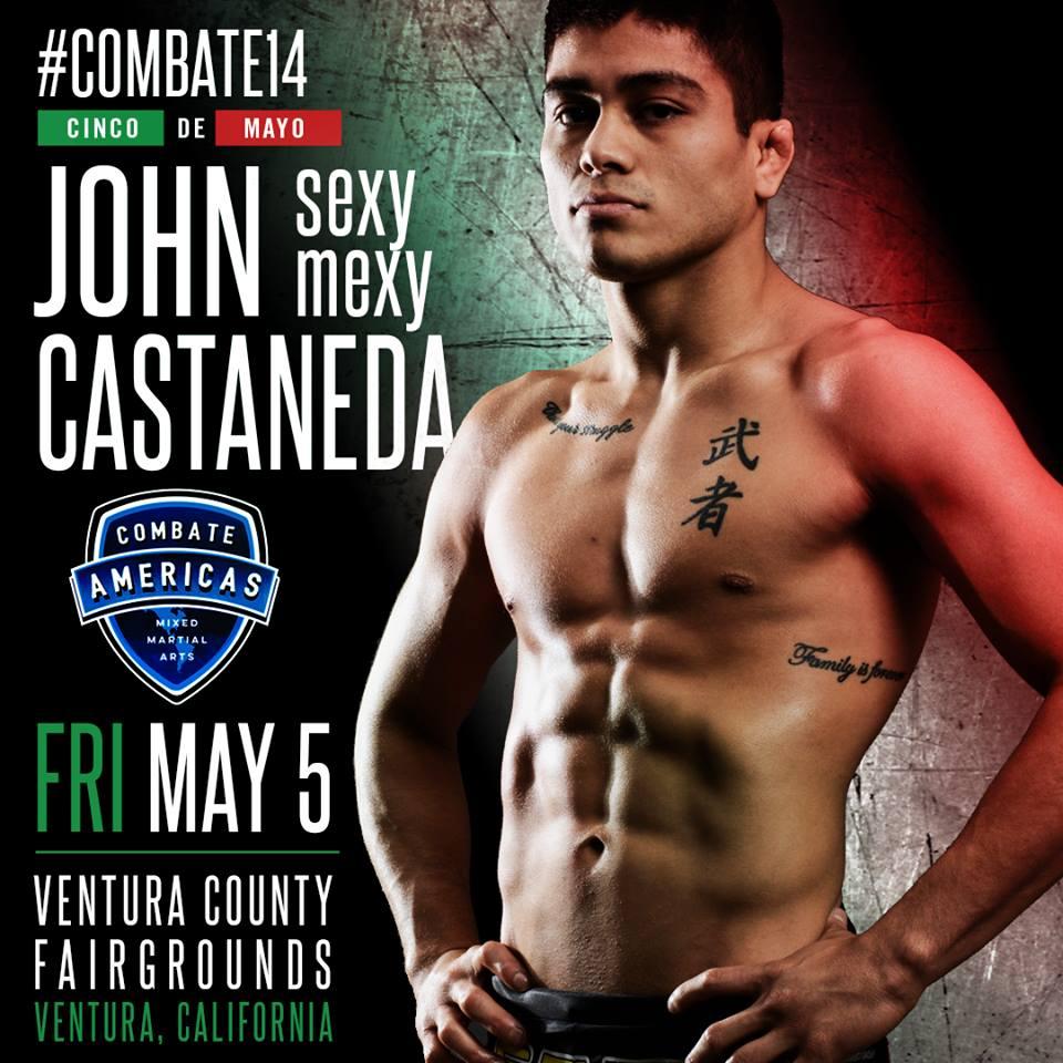 John Castañeda - Combate 14