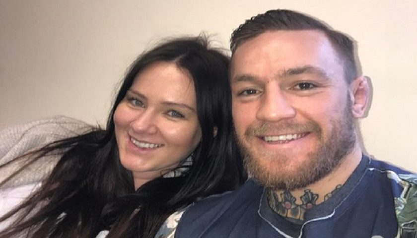 Conor McGregor officially a father, Conor Jack McGregor weighs in at 8 pounds 14 ounces