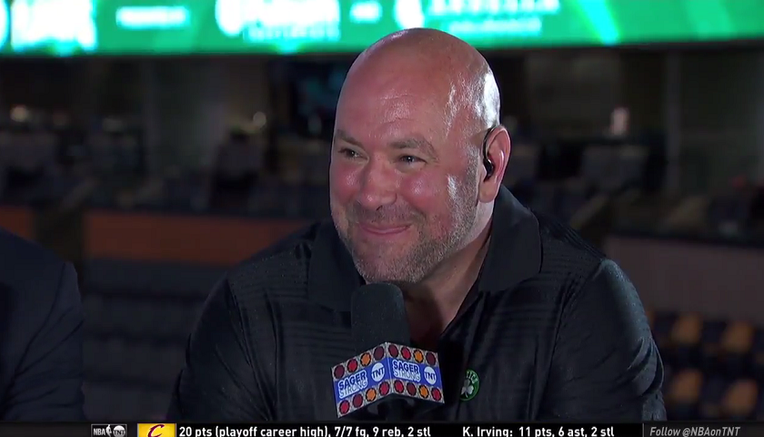 VIDEO:  Dana White/Conor McGregor come to terms on Mayweather matchup