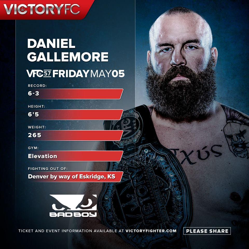 Daniel Gallemore - VFC 57