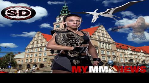 "Joanna ""Champion"" talks UFC 211, new management, comparisons to Chuck Liddell"
