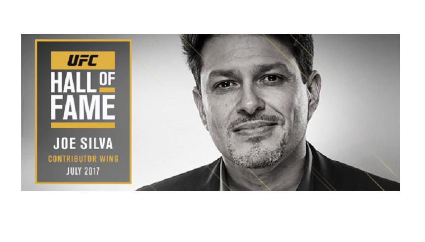 Longtime UFC matchmaker Joe Silva named to 2017 UFC Hall of Fame class