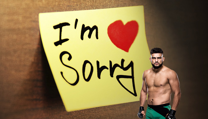 Kelvin Gastelum offers apology to Anderson Silva, proposes July fight