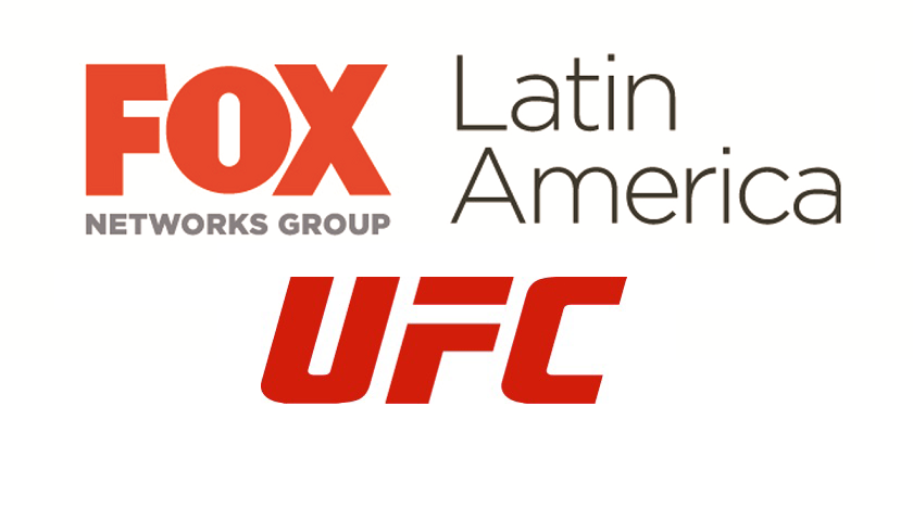 UFC announces long-term broadcast deal with FOX Networks Group in Latin America