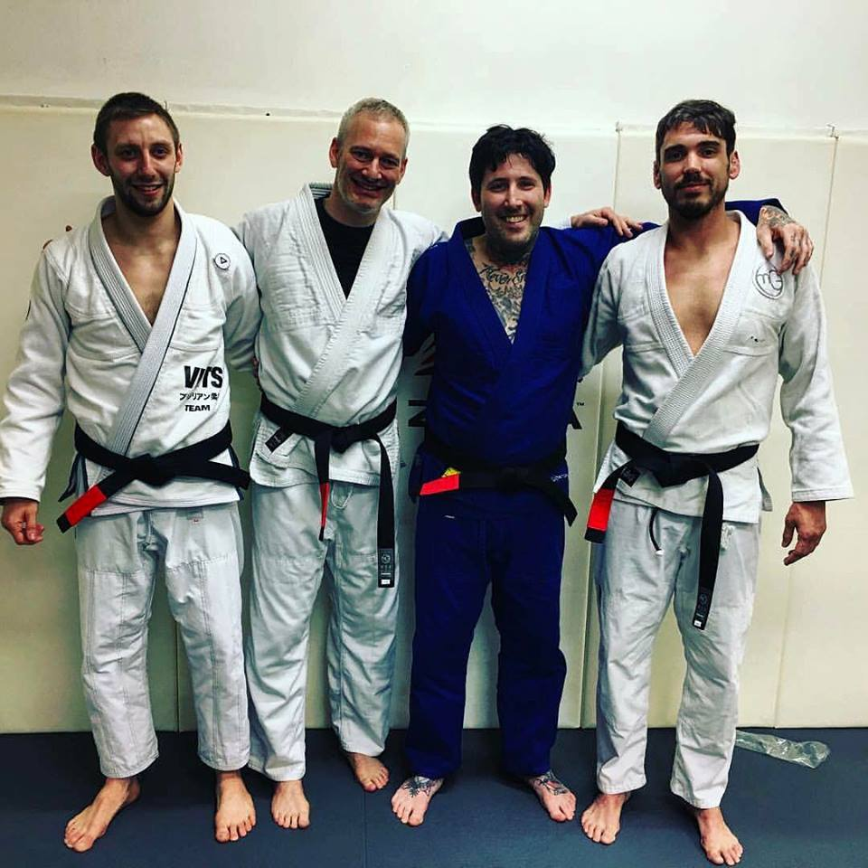 Chris Civello, black belt, Marcelo Garcia