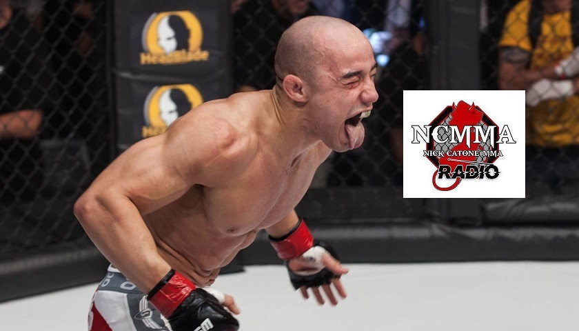 Marlon Moraes talks UFC 212 on Nick Catone MMA Radio