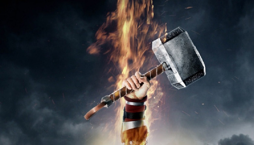 Workout Of The Week: The Mjölnir
