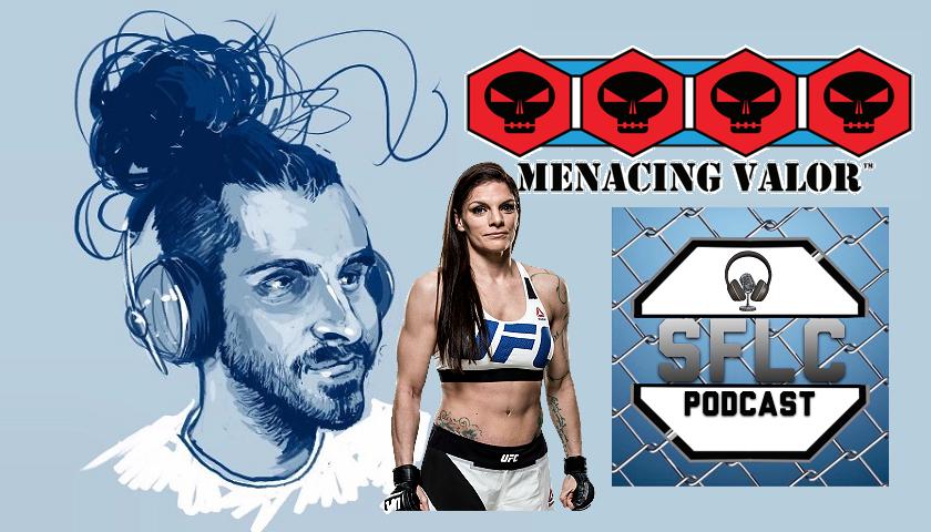 UFC 211 - Make your picks, win gear from Menacing Valor