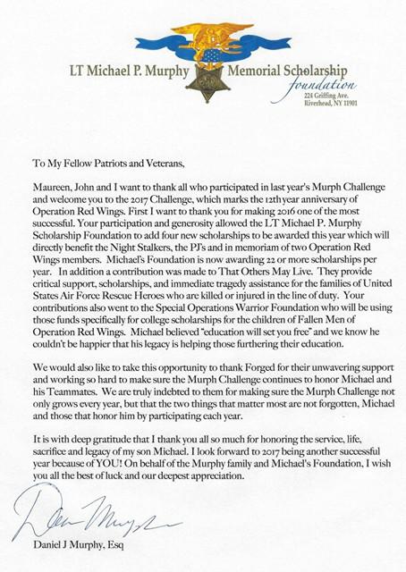 Lt. Michael Murphy