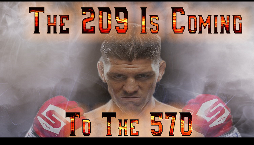 Nick Diaz coming to the northeast - International Fight Week