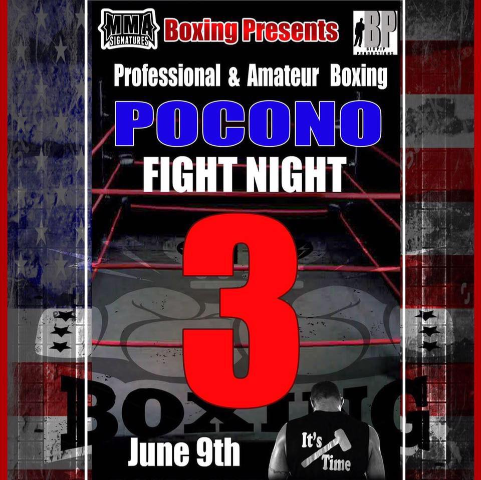 Pocono Fight Night 3