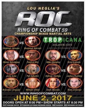 Ring of Combat 59