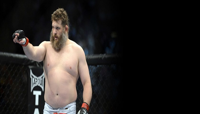 'Big Country' Roy Nelson parts ways with UFC, signs with Bellator MMA