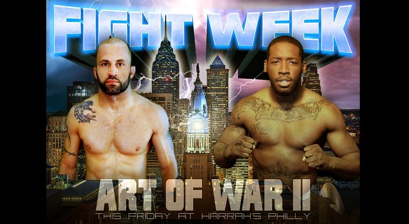 Sharif Jones talks final MMA fight