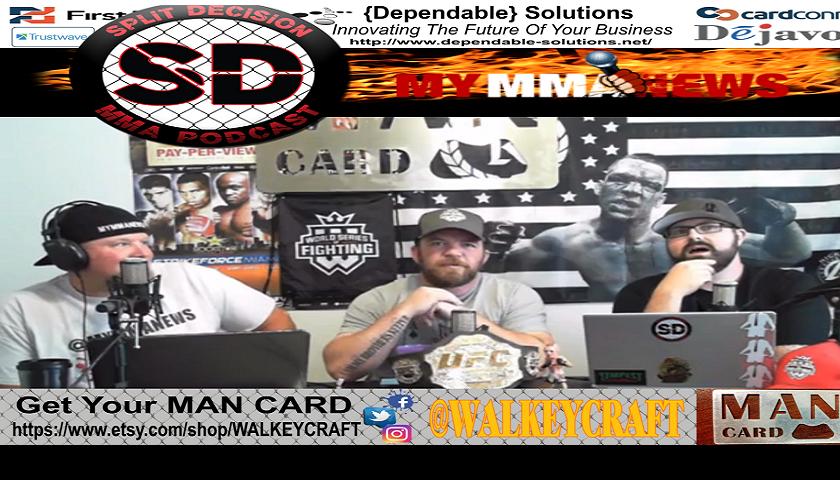 Split Decision MMA Podcast:  GSP out, Yoel in, Cody vs TJ off, , Jones vs. DC beef, more