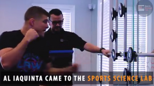 How to win a UFC fight in 98 seconds – Sports Science Lab weighs in
