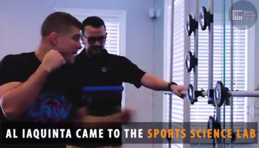 How to win a UFC fight in 98 seconds - Sports Science Lab weighs in