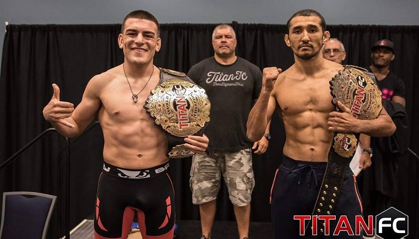 Titan FC 44 Results:  Sharipov vs. Torres – Champion vs. Champion