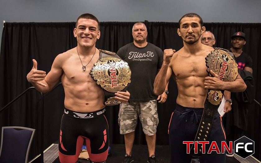 Titan FC 44 Results: Sharipov vs. Torres - Will History Be Made Tonight in Florida?