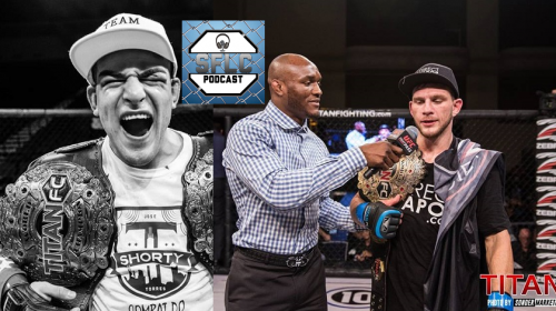 "SFLC Podcast – Ep. 241: Titan FC champs Kurt Holobaugh & Jose ""Shorty"" Torres"