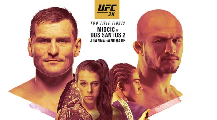 Beat The Fight Guys: Panel picks for UFC 211 – Enter for your chance to win prizes