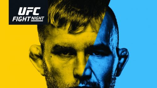 UFC Fight Night 109: Gustafsson vs. Teixeira